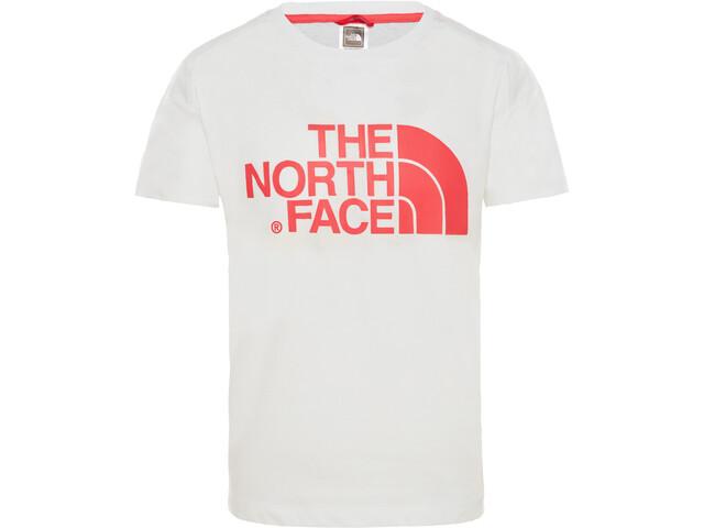 The North Face Boyfriend S/S Tee Flickor tnf white
